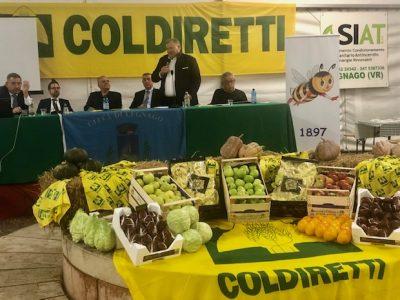 Incontro Coldiretti